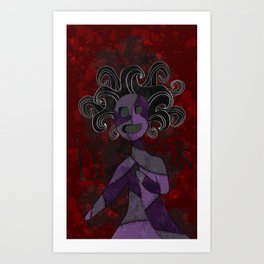 I am Leenstar Art Print