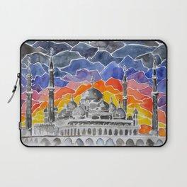 Masjid Kristal Mosque, Kuala Terengganu, Malaysia Laptop Sleeve