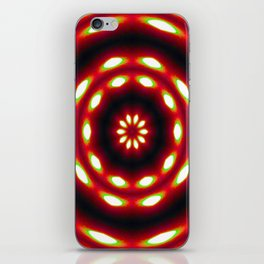 Supermoon Mandala iPhone Skin
