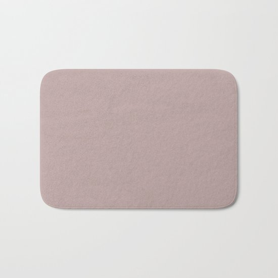Simply Clay Pink Bath Mat