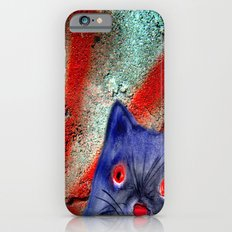 Gordon The Graffiti Cat iPhone 6s Slim Case