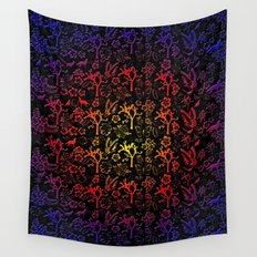 Joshua Tree by CREYES Wall Tapestry