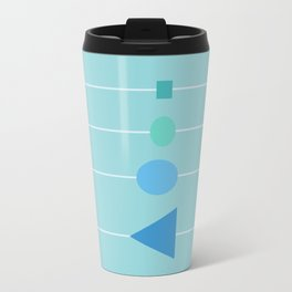 calm. Travel Mug