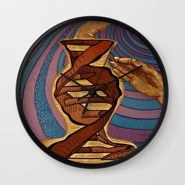 Ceramics, My First Love Wall Clock