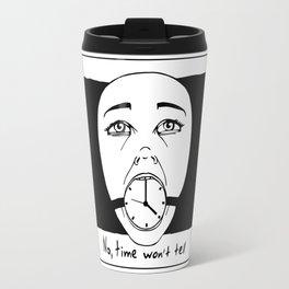 Time Won't Tell Travel Mug