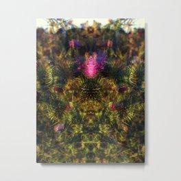 thistle prickle Metal Print
