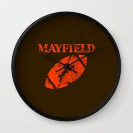 Mayfield Wall Clock