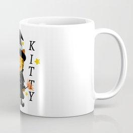 Witch Kitty Coffee Mug