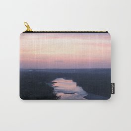 Sunset from Home Road Carry-All Pouch