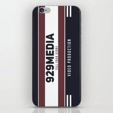 929 Media iPhone & iPod Skin