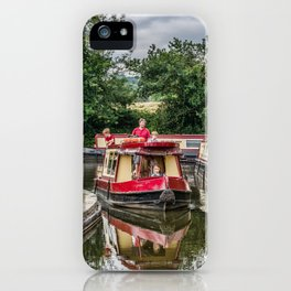 A Day Cruising 2 iPhone Case