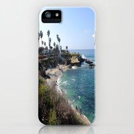 La Jolla iPhone Case