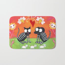 Best Friends Forever Bath Mat