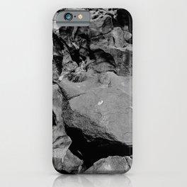 LAVA ROCK iPhone Case