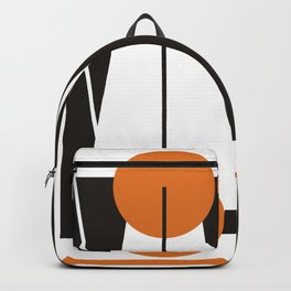 The beginning and the end Backpack