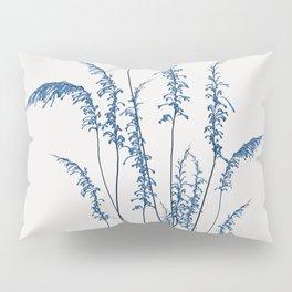 Blue flowers 2 Pillow Sham