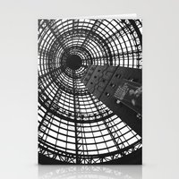 melbourne Stationery Cards featuring Melbourne Central by AdventurousMelburnian