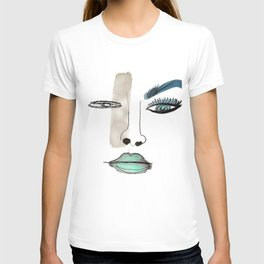 Runway Makeup T-shirt
