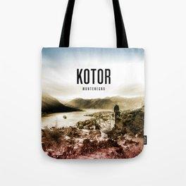Kotor Wallpaper Tote Bag