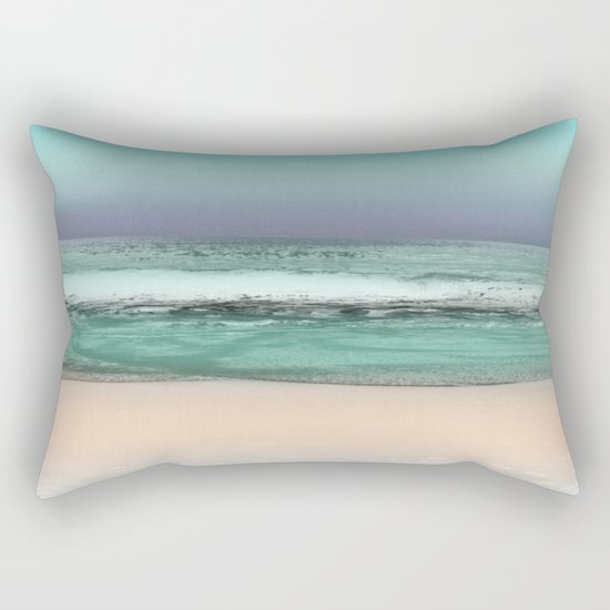 Twilight Sea #2 Rectangular Pillow