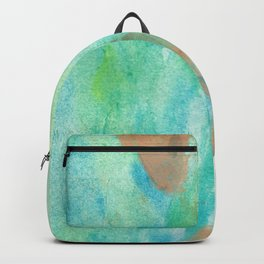 Koi Fish in the Stream Backpack