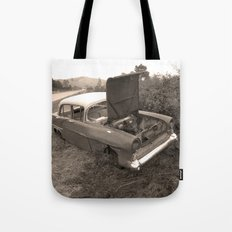 Vauxhall Victor Tote Bag