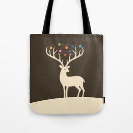 My Deer Universe Tote Bag