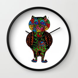 The Life Force Wall Clock