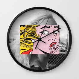 Lichtenstein & Rivas Wall Clock