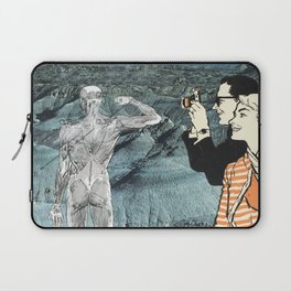 There's Just No Privacy Anymore Laptop Sleeve