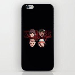 Stranger iPhone Skin