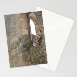 Old English Stone Ruin Stationery Cards