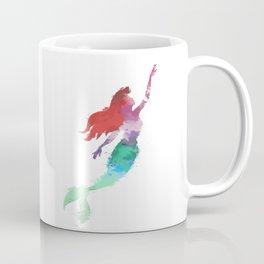 Ariel Little Mermaid Coffee Mug