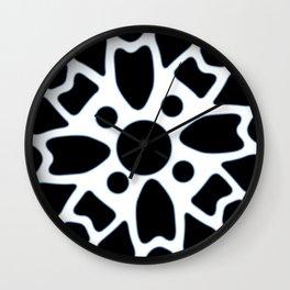 Rota Aleica Wall Clock