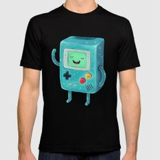 Game Beemo Mens Fitted Tee Black SMALL