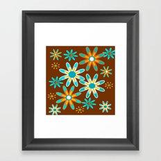 DERRY Framed Art Print