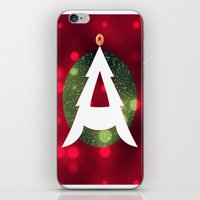 dragonball iPhone & iPod Skins featuring Dragonball Z Christmas by Weasley-Detectives