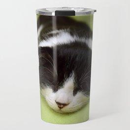 Exhausted Travel Mug