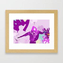 TUNEEEN$ Framed Art Print