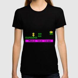 Make the leap T-shirt