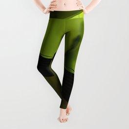 green room Leggings