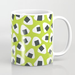 Onigiri (rice balls) pattern Coffee Mug