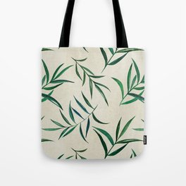 Watercolor seamless pattern on vintage paper. Tote Bag