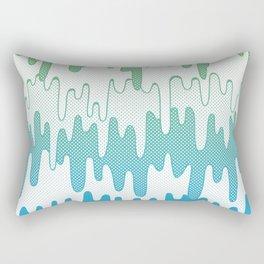 Trippy Drippys Rectangular Pillow