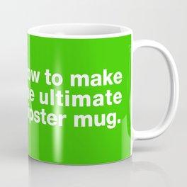 Self Aware & Not Impressed Coffee Mug