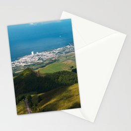 Sao Miguel island Stationery Cards