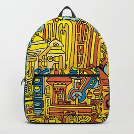 THERE WILL BE OIL Backpack