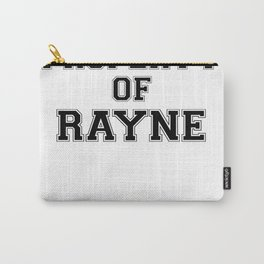 Property of RAYNE Carry-All Pouch