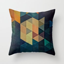 synthys Throw Pillow