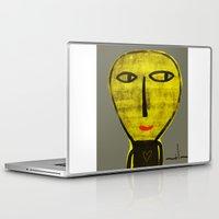 boy Laptop & iPad Skins featuring Boy by luisyiyo